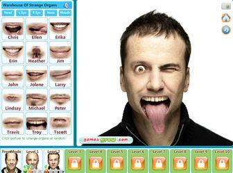 بازی آنلاین و هیجانی چهره نگاری!