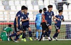 ژاپن 3- ترکمنستان 2؛ ساموراییها شوک نخوردند