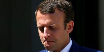 ماکرون در خطر از دست دادن اکثریت پارلمان فرانسه