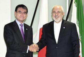 گفتگوی وزرای خارجه ایران و ژاپن درباره برجام