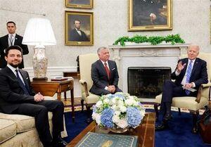 اهداف و محورهای سفر شاه اردن به واشنگتن
