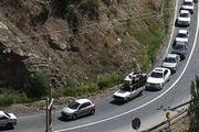 آخرین وضعیت ترافیکی جادههای کشور 19 اردیبهشت
