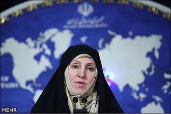 مخالفت تهران با دخالت نظامی خارجی در عراق