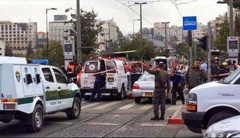 عملیات شهادت طلبانه در رام الله