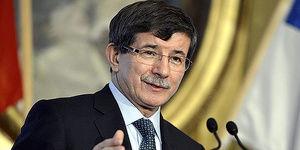 اوغلو: دمشق با الابراهیمی همکاری نمی کند