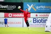 بیرانوند در تیم منتخب جام جهانی