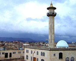 بسته بودن مسجد امام علی در مدینه