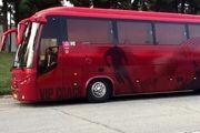 جزئیات حمله سپاهانی ها به اتوبوس پرسپولیس+عکس