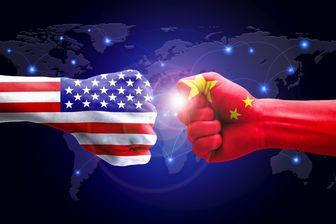 تقابل آمریکا و چین به جای باریک کشید