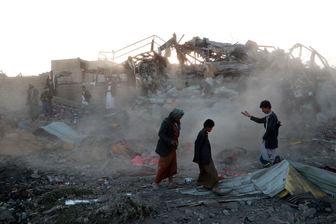 ائتلاف متجاوز مانع جمع آوری اجساد نیروهای خود در نجران میشود