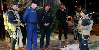 تحقیق پلیس نجف درباره حمله پهپادی به اقامتگاه مقتدی الصدر