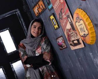 شباهت جالب «الیکا عبدالرزاقی» به مادرش/ عکس