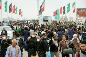 استقرار شبانهروزی ۴۰ گروه مجهز فنی وزارت نیرو در مرزهای ایران و عراق