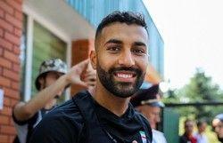 بازیکنی که زودتر از تیم ملی به قطر رسید