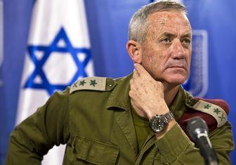 واکنش گانتس به خبر تحریک ترامپ به حمله به ایران از طرف نتانیاهو