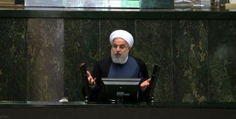 روحانی: این همه پیغام و پسغام آمریکا بهخاطر یأسی است که بر او مستولی شده است