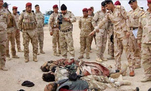 هلاکت ۲۵ داعشی در بعقوبه