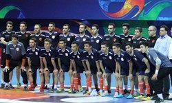 لیست نهایی تیم ملی فوتسال ایران مشخص شد