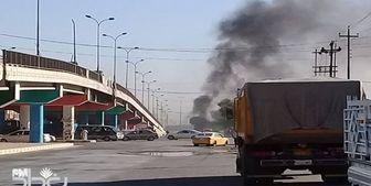 پایان منع تردد در بغداد