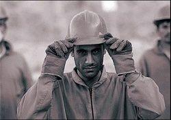 بلاتکلیفی بیمه کارگران ساختمانی