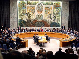 آمریکا بیانیه شورای امنیت علیه رژیم صهیونیستی را متوقف کرد