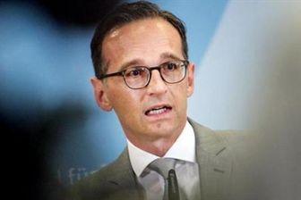 وزیر خارجه آلمان وارد بغداد شد