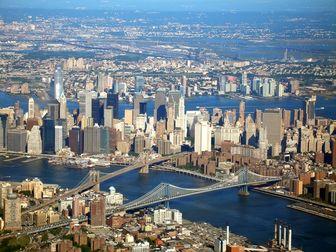 اولین تصاویر از انفجار در نیویورک