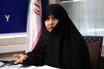 رئیس شورای فرهنگی اجتماعی زنان به رئیسجمهور نامه نوشت