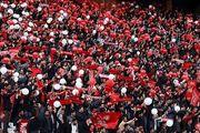 صادقیان: هواداران تراکتور محروم نیستند