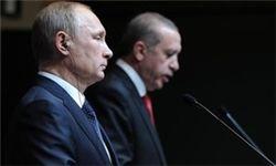 ترکیه قصد ندارد پاسخ تحریمهای «احساسی» روسیه را بدهد