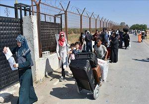 بازگشت سوری ها به غوطه شرقی