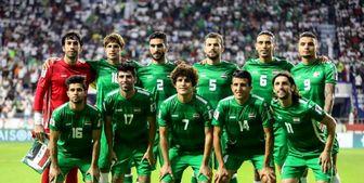 زمین عراق برای بازی با تیم ملی ایران مشخص شد