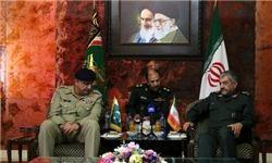 جمهوری اسلامی ایران آماده انتقال تجربه دفاع و مقاومت مردمی به پاکستان است