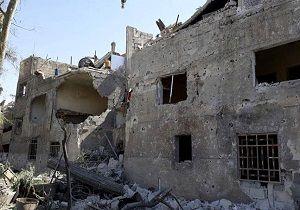 وقوع دو انفجار انتحاری در نزدیکی فرماندهی پلیس دمشق