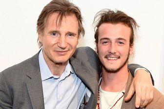 هم بازی شدن بازیگر مطرح سینما با پسرش در یک فیلم کمدی