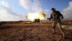 روسیه خواستار آتش بس در سوریه شد