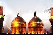 سفرههای باصفای افطار در حرم امامین عسکریین(ع) /تصاویر
