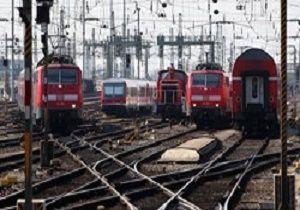 مجروح بر اثر تصادف دو قطار در آلمان