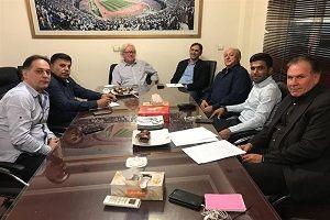 جلسه سرنوشت ساز در باشگاه استقلال