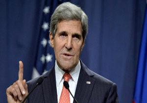 واکنش جان کری به اتهام روسیه علیه آمریکا درباره حلب