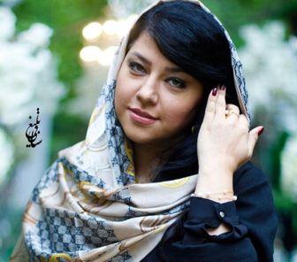 همسر شهاب حسینی تنها در تاریکی های کنسرت! /عکس