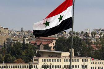 حمله هوایی به البوکمال در مرز سوریه و عراق