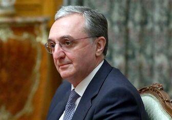 دیدار مجدد وزیر خارجه ارمنستان با لاوروف برای بررسی اوضاع قره باغ