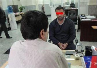 دستگیری قاچاقچی شیشه در مخفیگاه امن خود