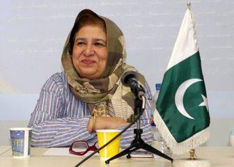 خواسته سفیر پاکستان برای تعمیق روابط با ایران