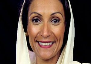 یک زن سخنگوی سفارت عربستان در آمریکا شد
