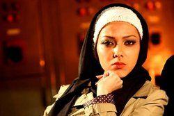 «لیلا اوتادی» در پشت صحنه سریال «گاندو»/ عکس