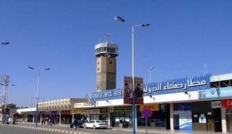فرود هواپیمای روسی در فرودگاه صنعا