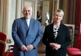 ارزیابی وزیر خارجه سوئد از دیدار با ظریف