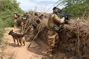 ادامه آموزش نظامی نیروهای عراقی توسط فرانسه